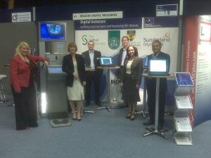 Digital Beacons at SOLACE 09